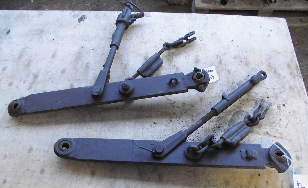 Tractor Lower Link : David brown tractor lower link arms assembly